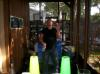 Pedro Juggling - Training Day @ Billy Boy's in Orlando.